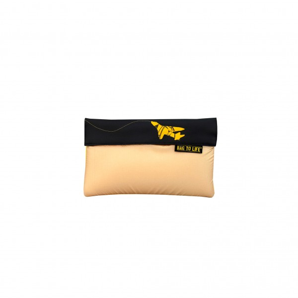 Bag To Life Clutch Gold