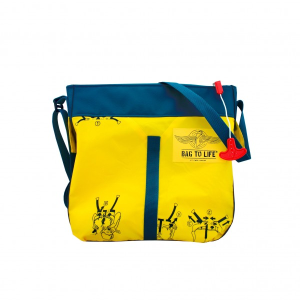 Bag To Life Tasche Classic Flyer Navy